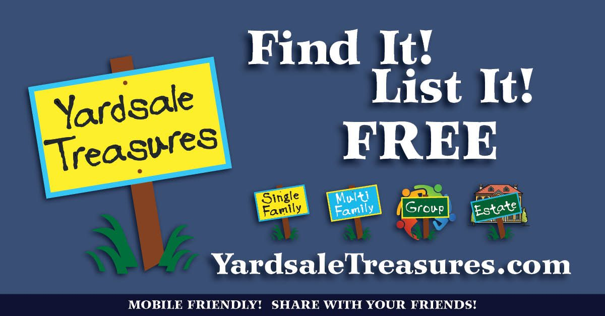 Yardsale Chatter - Yardsale Treasures