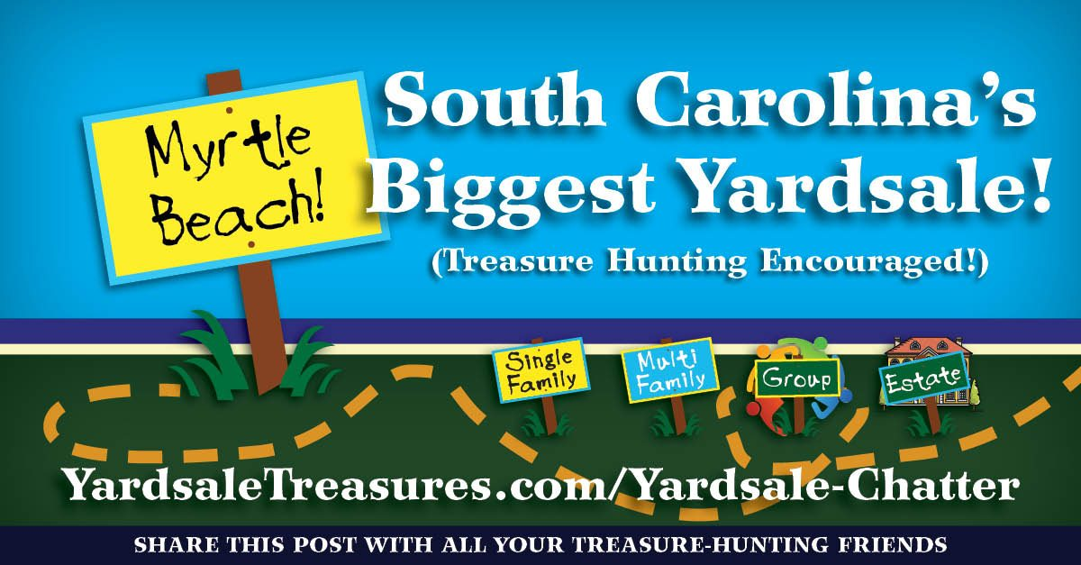 South Carolina's Biggest Yardsale!